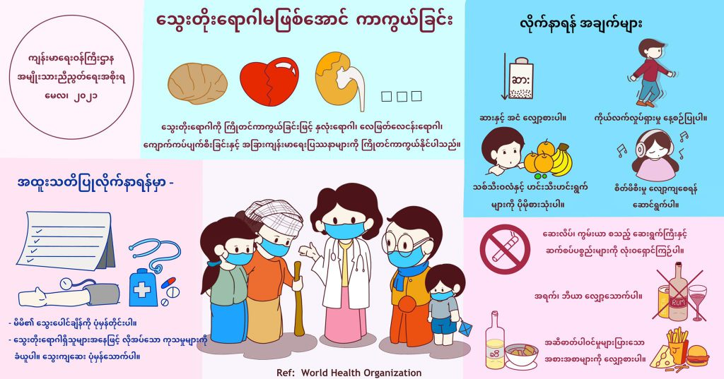 health prevention and protection
